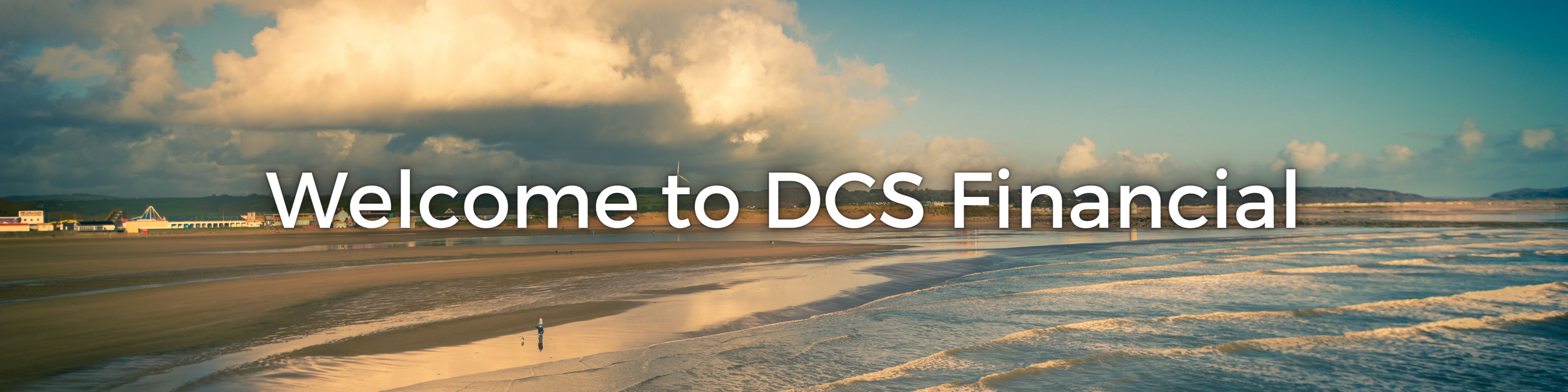 DCS Finanical Home Page